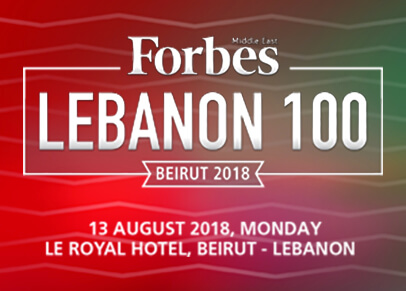 Lebanon 100 - Forbes Middle East
